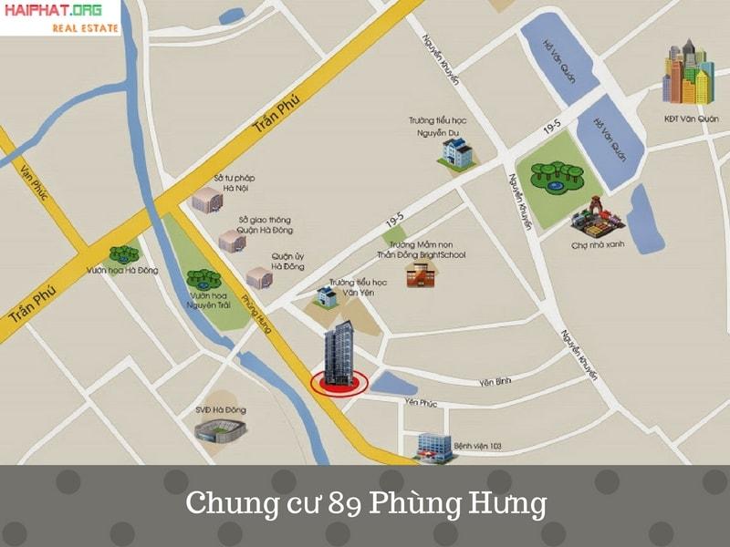 chung cư 89 Phùng Hưng Hà Đông