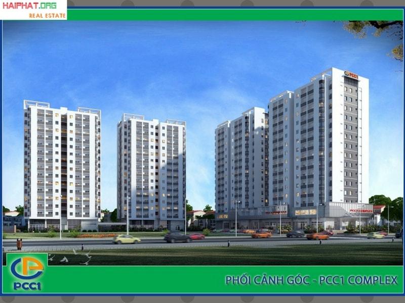 PCC1 – Lựa chọn chung cư giá rẻ dưới 1 tỷ ở ngay tại Hà Đông