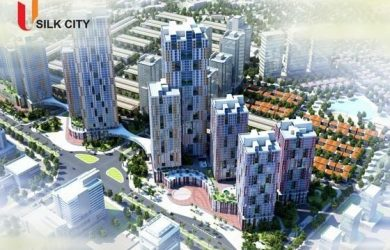 dự án usilk City ct2 105