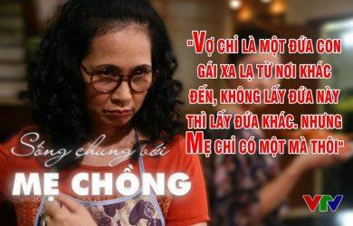 Song chung voi me chong nen hay khong