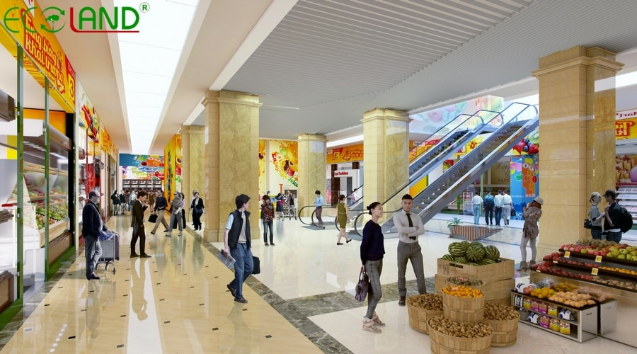 Siêu thị trung tâm thương mại ecolakeview 32 đại từ