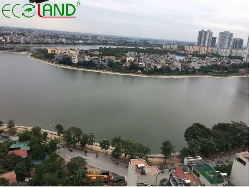 vị trí dự án eco lake view hồ linh đàm