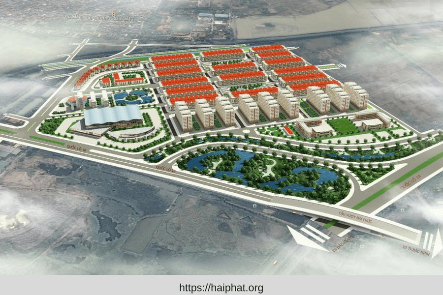 Dự án khu đô thị Him Lam Đại Phúc Bắc Ninh