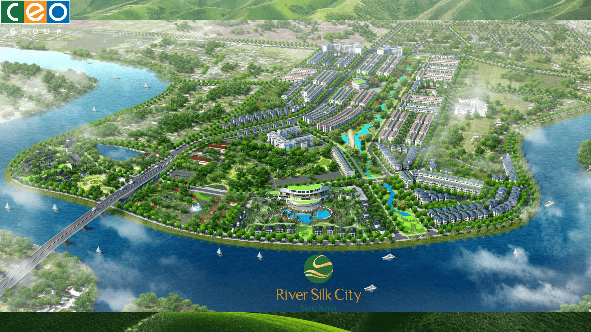 River Silk City