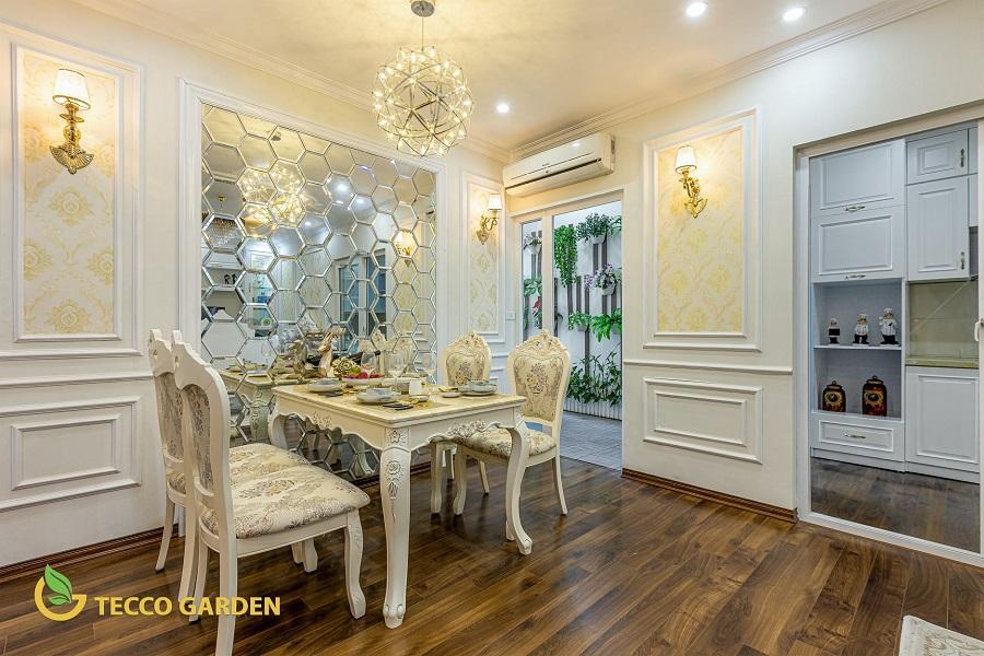 Can ho mau 2 Tecco Garden Thanh Tri